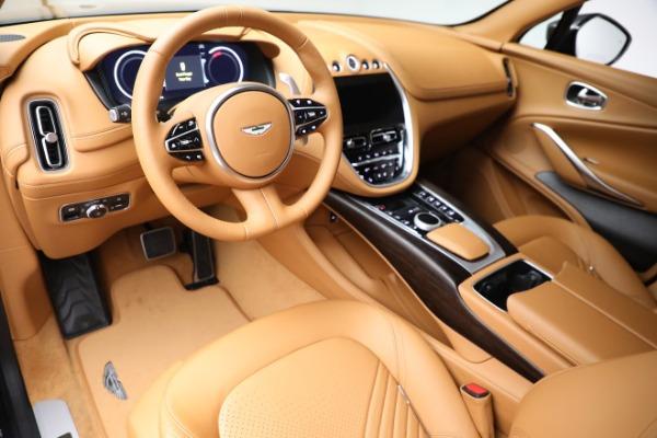 New 2021 Aston Martin DBX for sale $203,886 at Alfa Romeo of Greenwich in Greenwich CT 06830 12