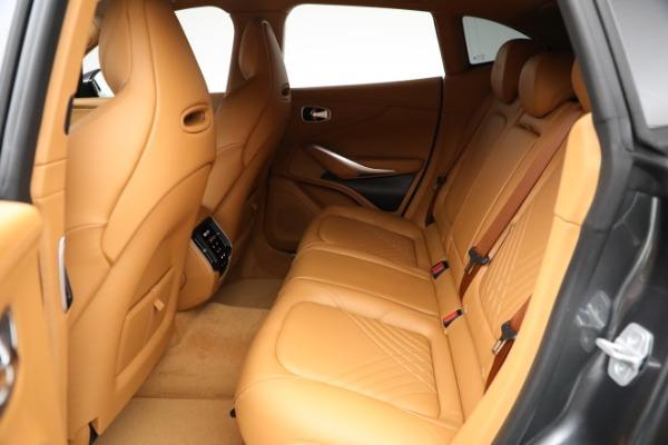 New 2021 Aston Martin DBX for sale $203,886 at Alfa Romeo of Greenwich in Greenwich CT 06830 15