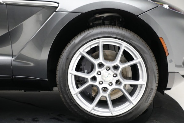 New 2021 Aston Martin DBX for sale $203,886 at Alfa Romeo of Greenwich in Greenwich CT 06830 20