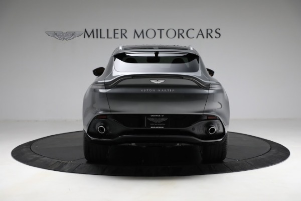 New 2021 Aston Martin DBX for sale $203,886 at Alfa Romeo of Greenwich in Greenwich CT 06830 5