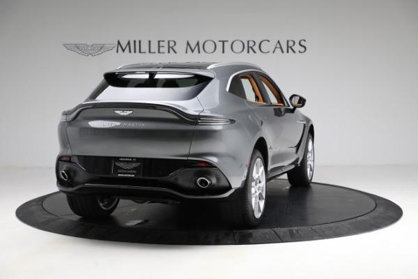 New 2021 Aston Martin DBX for sale $203,886 at Alfa Romeo of Greenwich in Greenwich CT 06830 6