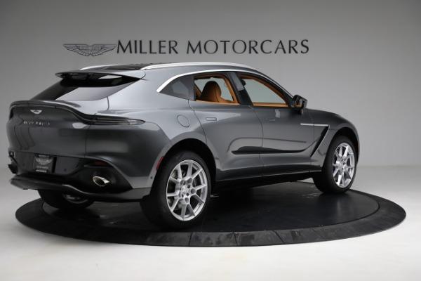 New 2021 Aston Martin DBX for sale $203,886 at Alfa Romeo of Greenwich in Greenwich CT 06830 7