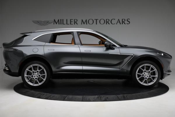 New 2021 Aston Martin DBX for sale $203,886 at Alfa Romeo of Greenwich in Greenwich CT 06830 8