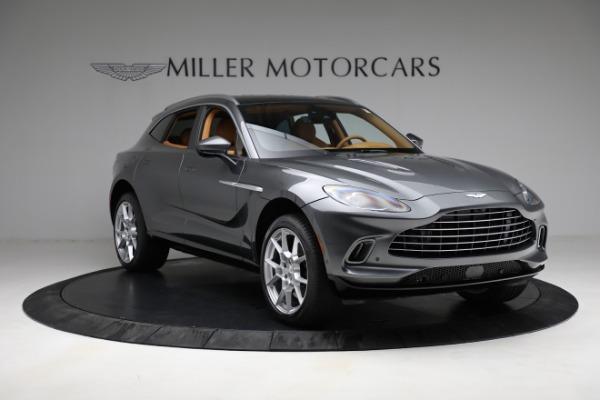 New 2021 Aston Martin DBX for sale $203,886 at Alfa Romeo of Greenwich in Greenwich CT 06830 9