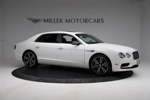 Used 2017 Bentley Flying Spur V8 S for sale $149,900 at Alfa Romeo of Greenwich in Greenwich CT 06830 10