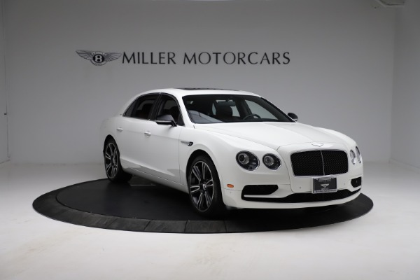 Used 2017 Bentley Flying Spur V8 S for sale $149,900 at Alfa Romeo of Greenwich in Greenwich CT 06830 11