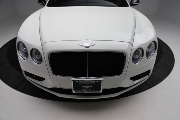 Used 2017 Bentley Flying Spur V8 S for sale $149,900 at Alfa Romeo of Greenwich in Greenwich CT 06830 13