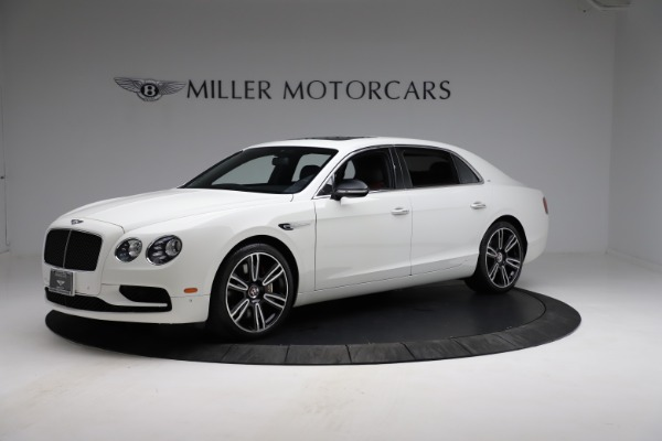 Used 2017 Bentley Flying Spur V8 S for sale $149,900 at Alfa Romeo of Greenwich in Greenwich CT 06830 2