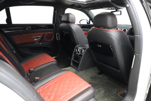 Used 2017 Bentley Flying Spur V8 S for sale $149,900 at Alfa Romeo of Greenwich in Greenwich CT 06830 24