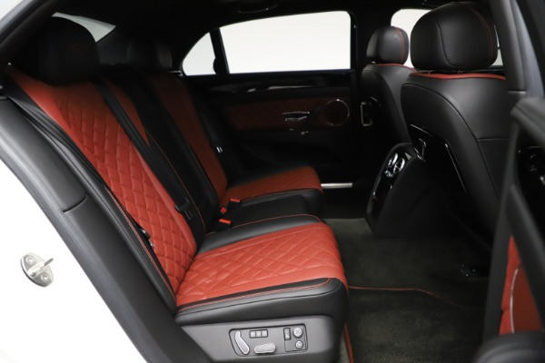 New 2017 Bentley Flying Spur V8 S for sale Sold at Alfa Romeo of Greenwich in Greenwich CT 06830 25