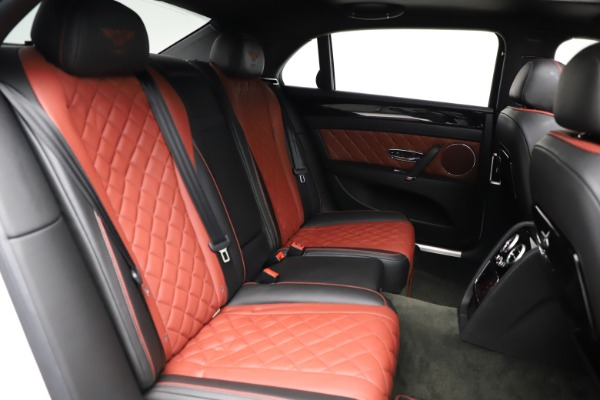 Used 2017 Bentley Flying Spur V8 S for sale $149,900 at Alfa Romeo of Greenwich in Greenwich CT 06830 26