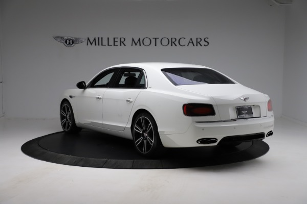 New 2017 Bentley Flying Spur V8 S for sale Sold at Alfa Romeo of Greenwich in Greenwich CT 06830 5