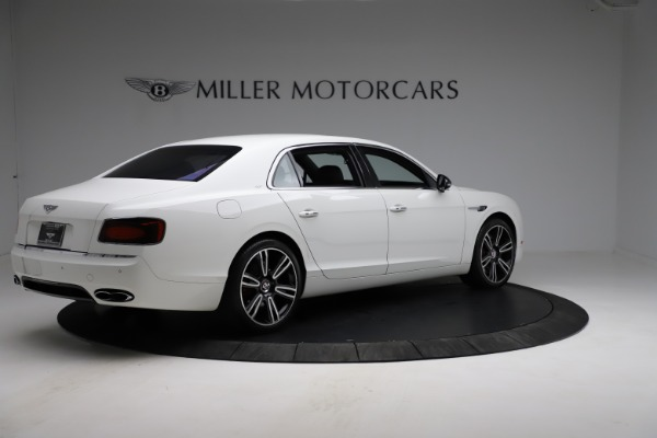 New 2017 Bentley Flying Spur V8 S for sale Sold at Alfa Romeo of Greenwich in Greenwich CT 06830 8