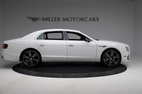 Used 2017 Bentley Flying Spur V8 S for sale $149,900 at Alfa Romeo of Greenwich in Greenwich CT 06830 9