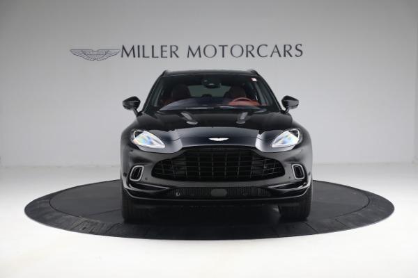 New 2021 Aston Martin DBX for sale $200,686 at Alfa Romeo of Greenwich in Greenwich CT 06830 11