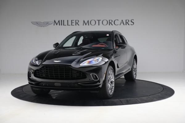 New 2021 Aston Martin DBX for sale $200,686 at Alfa Romeo of Greenwich in Greenwich CT 06830 12