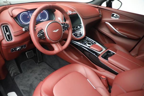 New 2021 Aston Martin DBX for sale $200,686 at Alfa Romeo of Greenwich in Greenwich CT 06830 13