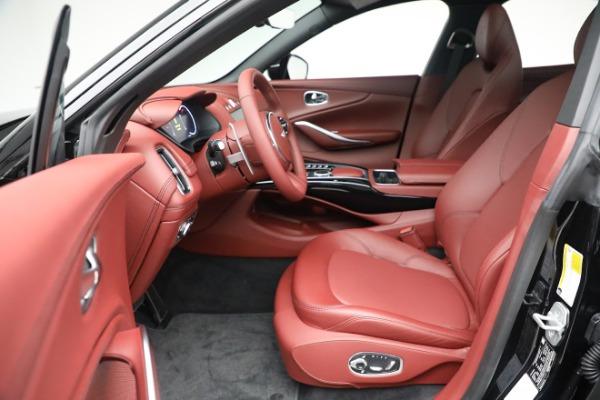 New 2021 Aston Martin DBX for sale $200,686 at Alfa Romeo of Greenwich in Greenwich CT 06830 14