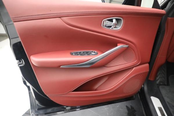 New 2021 Aston Martin DBX for sale $200,686 at Alfa Romeo of Greenwich in Greenwich CT 06830 16