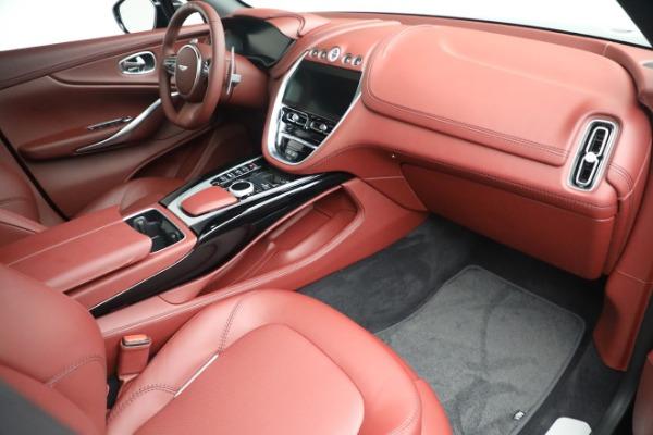 New 2021 Aston Martin DBX for sale $200,686 at Alfa Romeo of Greenwich in Greenwich CT 06830 19