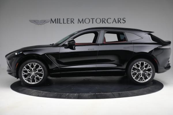 New 2021 Aston Martin DBX for sale $200,686 at Alfa Romeo of Greenwich in Greenwich CT 06830 2