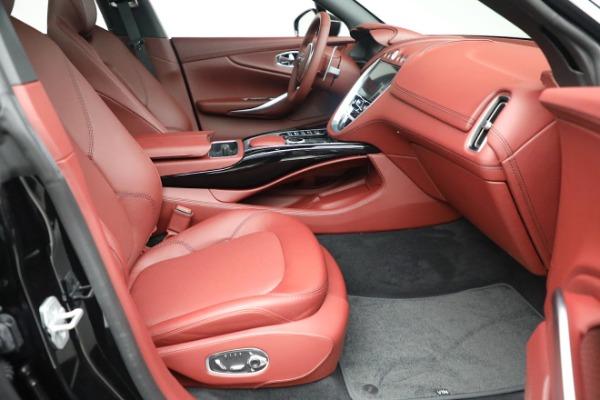 New 2021 Aston Martin DBX for sale $200,686 at Alfa Romeo of Greenwich in Greenwich CT 06830 20