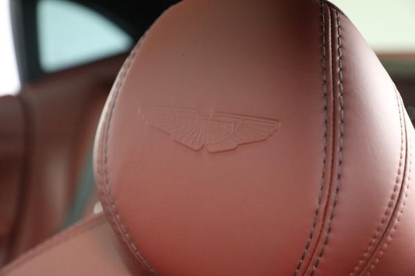 New 2021 Aston Martin DBX for sale $200,686 at Alfa Romeo of Greenwich in Greenwich CT 06830 22