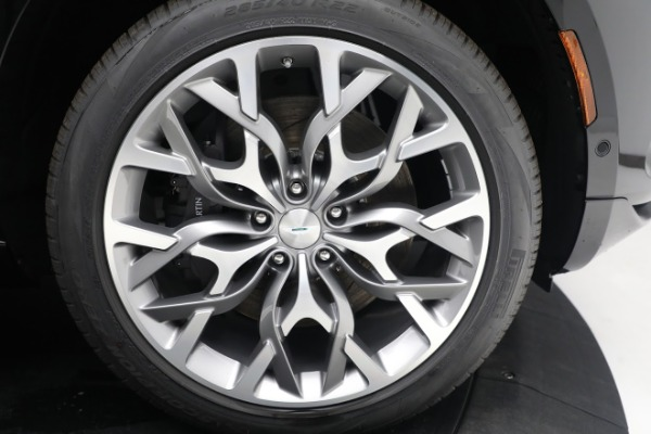 New 2021 Aston Martin DBX for sale $200,686 at Alfa Romeo of Greenwich in Greenwich CT 06830 25
