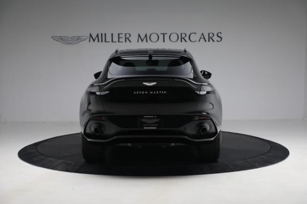 New 2021 Aston Martin DBX for sale $200,686 at Alfa Romeo of Greenwich in Greenwich CT 06830 5