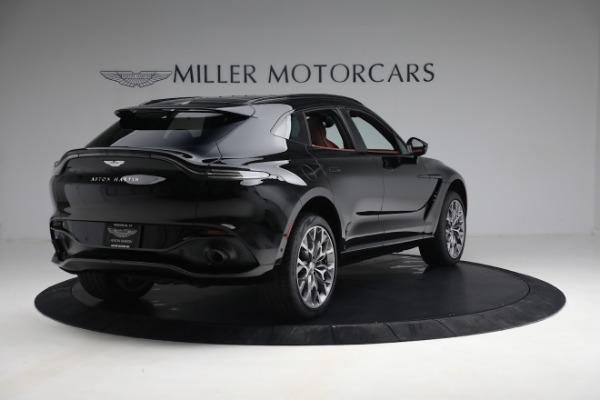 New 2021 Aston Martin DBX for sale $200,686 at Alfa Romeo of Greenwich in Greenwich CT 06830 6