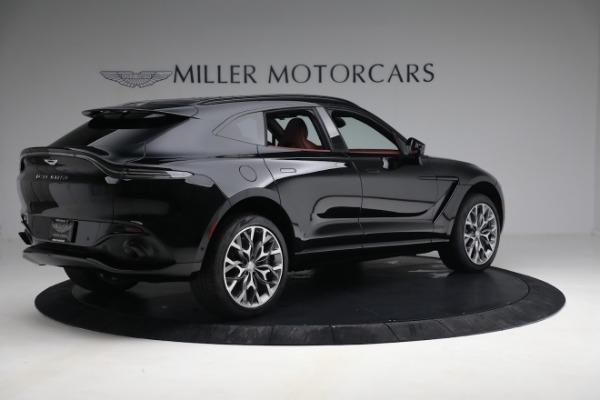 New 2021 Aston Martin DBX for sale $200,686 at Alfa Romeo of Greenwich in Greenwich CT 06830 7
