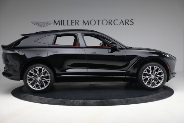 New 2021 Aston Martin DBX for sale $200,686 at Alfa Romeo of Greenwich in Greenwich CT 06830 8