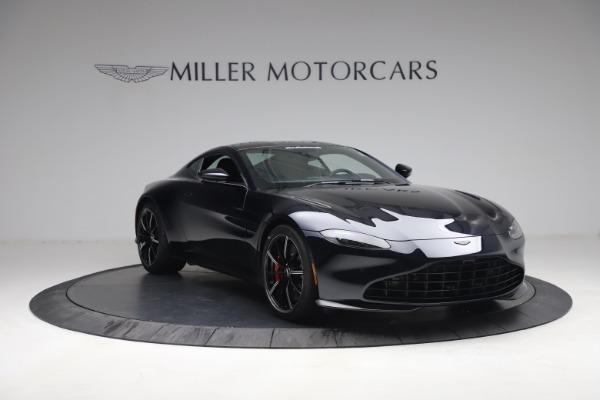 New 2021 Aston Martin Vantage for sale $189,686 at Alfa Romeo of Greenwich in Greenwich CT 06830 10