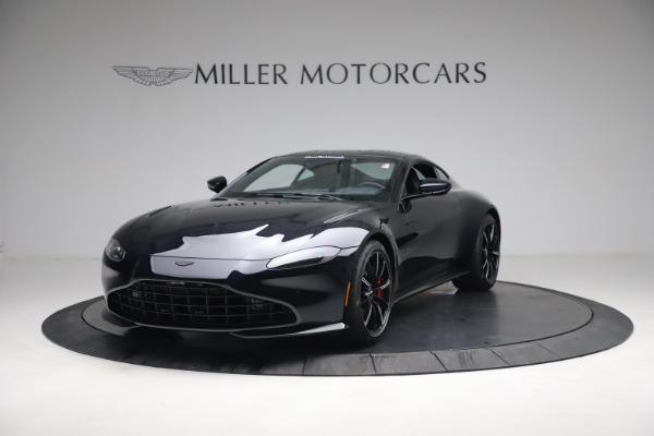 New 2021 Aston Martin Vantage for sale $189,686 at Alfa Romeo of Greenwich in Greenwich CT 06830 12
