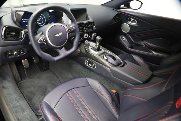 New 2021 Aston Martin Vantage for sale $189,686 at Alfa Romeo of Greenwich in Greenwich CT 06830 13