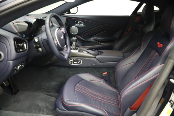 New 2021 Aston Martin Vantage for sale $189,686 at Alfa Romeo of Greenwich in Greenwich CT 06830 14