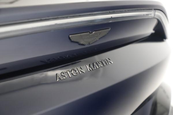 New 2021 Aston Martin Vantage for sale $189,686 at Alfa Romeo of Greenwich in Greenwich CT 06830 18