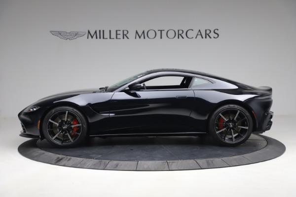 New 2021 Aston Martin Vantage for sale $189,686 at Alfa Romeo of Greenwich in Greenwich CT 06830 2
