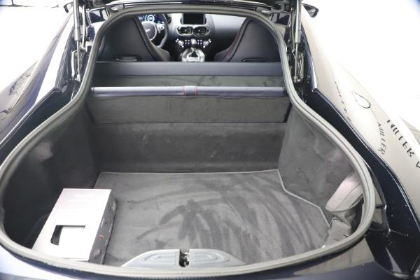 New 2021 Aston Martin Vantage for sale $189,686 at Alfa Romeo of Greenwich in Greenwich CT 06830 23