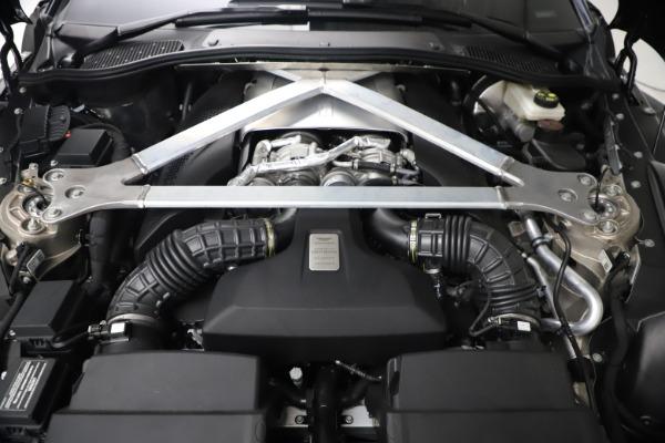 New 2021 Aston Martin Vantage for sale $189,686 at Alfa Romeo of Greenwich in Greenwich CT 06830 25