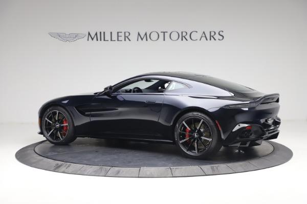 New 2021 Aston Martin Vantage for sale $189,686 at Alfa Romeo of Greenwich in Greenwich CT 06830 3