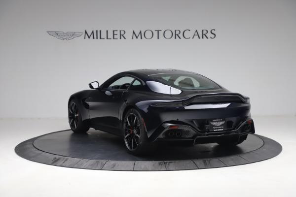 New 2021 Aston Martin Vantage for sale $189,686 at Alfa Romeo of Greenwich in Greenwich CT 06830 4