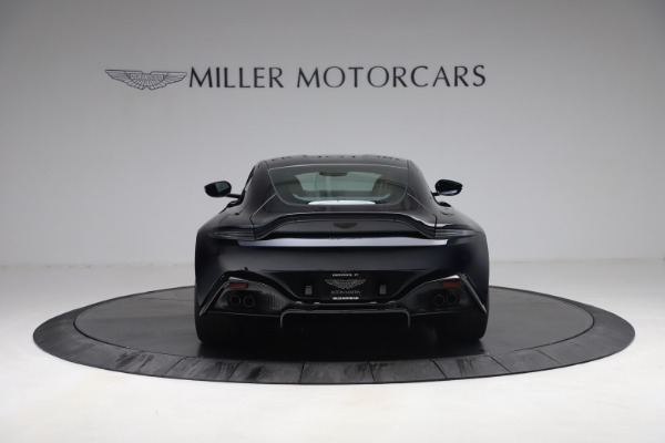 New 2021 Aston Martin Vantage for sale $189,686 at Alfa Romeo of Greenwich in Greenwich CT 06830 5