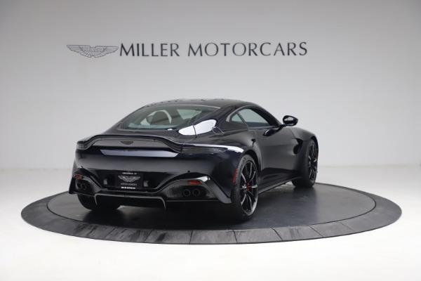 New 2021 Aston Martin Vantage for sale $189,686 at Alfa Romeo of Greenwich in Greenwich CT 06830 6