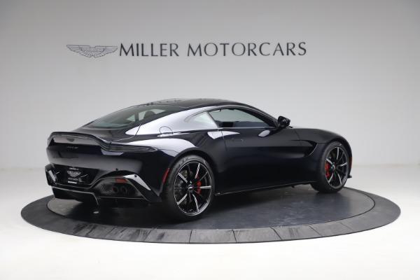 New 2021 Aston Martin Vantage for sale $189,686 at Alfa Romeo of Greenwich in Greenwich CT 06830 7
