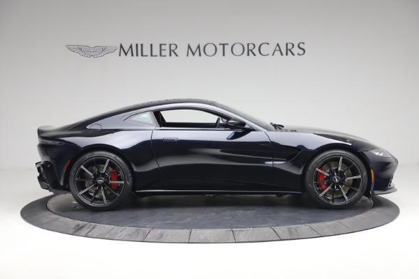 New 2021 Aston Martin Vantage for sale $189,686 at Alfa Romeo of Greenwich in Greenwich CT 06830 8