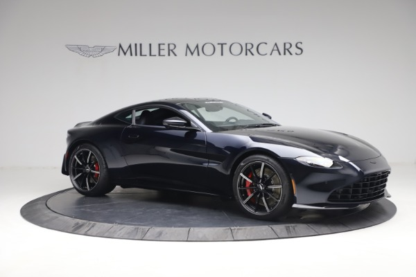 New 2021 Aston Martin Vantage for sale $189,686 at Alfa Romeo of Greenwich in Greenwich CT 06830 9
