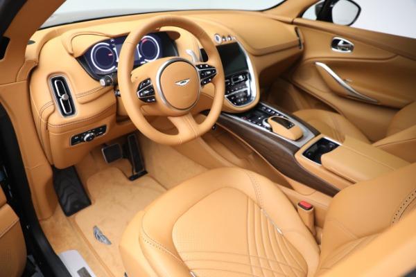 New 2021 Aston Martin DBX for sale $209,586 at Alfa Romeo of Greenwich in Greenwich CT 06830 13