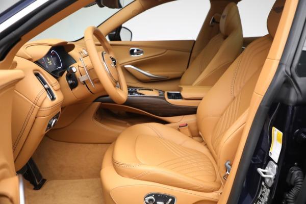 New 2021 Aston Martin DBX for sale $209,586 at Alfa Romeo of Greenwich in Greenwich CT 06830 14