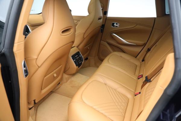 New 2021 Aston Martin DBX for sale $209,586 at Alfa Romeo of Greenwich in Greenwich CT 06830 17